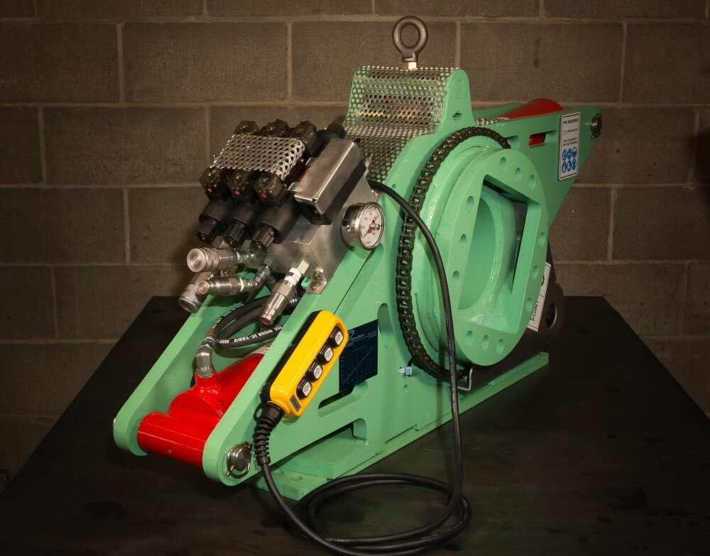 Electrical Hydraulic Wrench